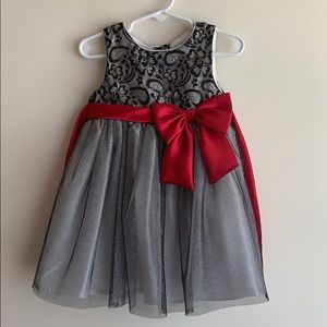 2t holiday dress